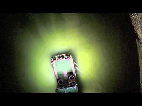 Drone Bowfishing