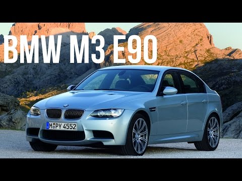 BMW M3 E90 - Legendary Car