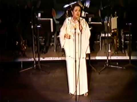 Dorothy Lamour--Movie Medley, 1984 Performance