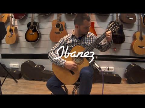 Gitara: Ibanez GA5TCE-AM