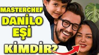 MasterChef Danilo Zanna'nın eşi Tuğçe Demirbilek kimdir?