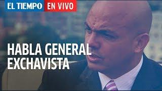 El general venezolano que está contra Maduro