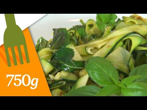 recette-de-tagliatelles-de-courgettes---750g