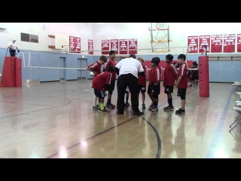 Kennedy Middle vs. Miller Middle Set 2