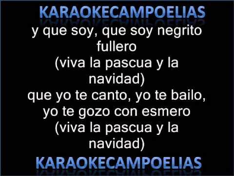 Karaoke Negrito Fullero Gatia