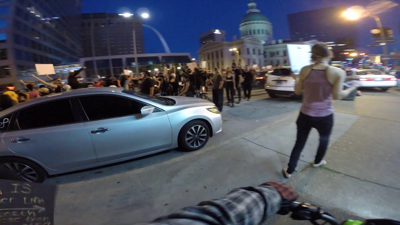 George Floyd Protest STL