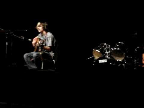 Brandon Stacey - How To Save a Life - The Fray - H...