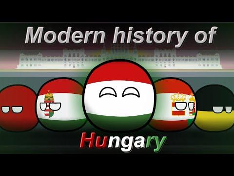 Countryballs   Modern history of Hungary