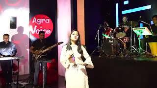 Zindagi pyar ka geet hai female cover , by lata mangrshkar