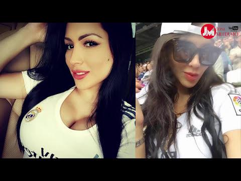 #RealMadrid Lindas seguidoras, fans Atractivas, hermosas y agraciadas hinchas merengues Real Madrid