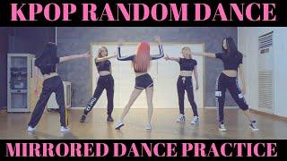 KPOP RANDOM DANCE CHALLENGE 2020 (MIRRORED)