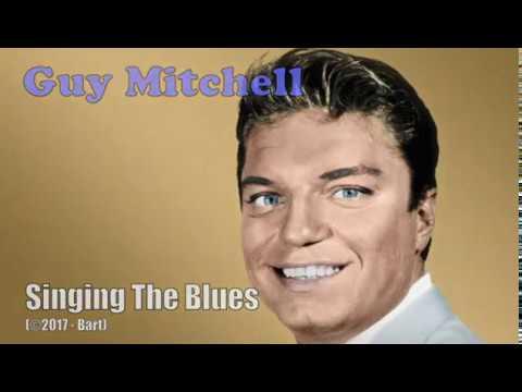 Guy Mitchell - Singing The Blues (Karaoke)