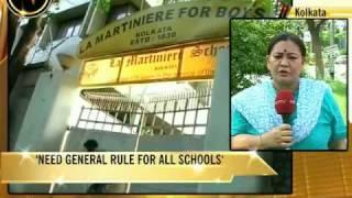 Kolkata school responsible for student's suicide?