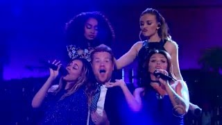 Little Mix - Black Magic (Live @ The Late Late Show 18/08/2015)