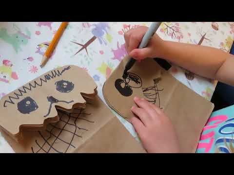 Disney DIY Star Wars: Galaxy's Edge Chewbacca Kids Lunch Bag Easy Projects to make