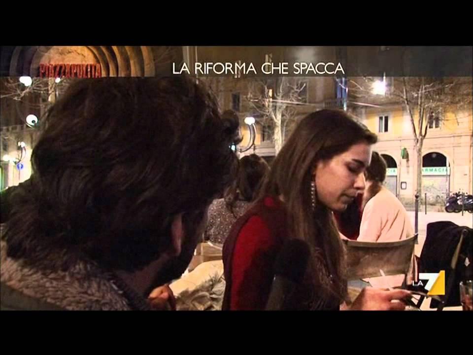 Download I giovani umiliati dal Mondo del lavoro reagiscono con l'indifferenza e con l'apatia Piazzapulita 2012 03 22