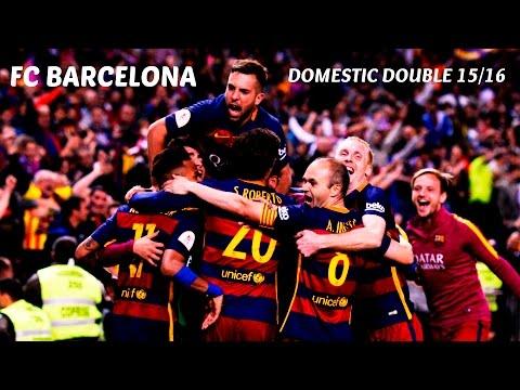 FC Barcelona - The Luis Enrique Era | MOVIE 2015/16 (HD)