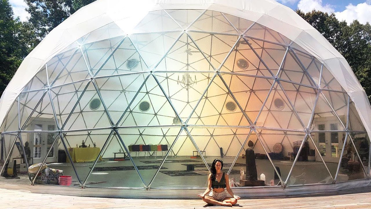 Legend of Greater Things - A Yoga Retreat Center