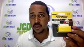 Obd2 nitro gasolina ou flex mais  35% de potência e 15% de torque no seu carro