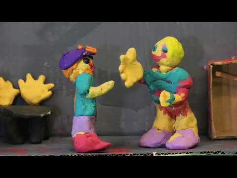 Hospital Menace! Colindale 4M Claymation