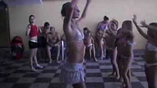 Lido eldorado balli di gruppo torre annuziata