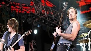 kings Of Leon Live Roskilde 2008