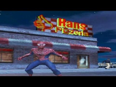 Spider-Man 2 - All Pizza Delivery Missions
