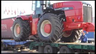 Трал: перевозка негабарита(Низкорамный трал – это спецтехника для осуществления перевозки крупногабаритных грузов автомобильным..., 2015-07-23T06:42:28.000Z)