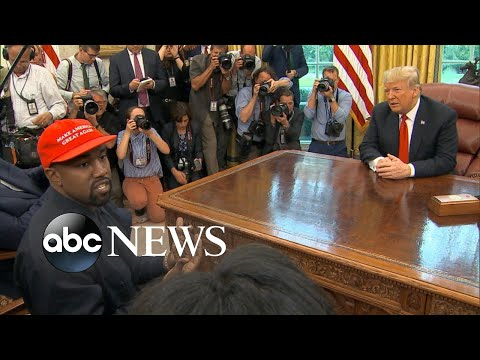 Is Kanye West's White House run realistic?