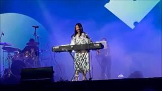 Download Lagu 170809 Isyana Sarasvati - Closer at Spotify On Stage Jakarta mp3