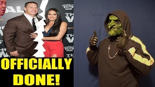 John Cena And Nikki Bella Are Officially Done (Breaking News)
