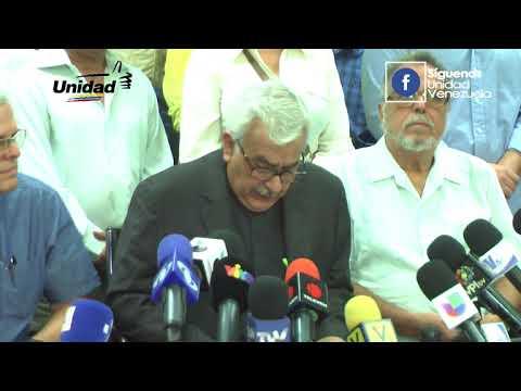 """José Virtuoso, UCAB, FAVL: """"Unidos para rescatar la democracia. Hagan valer libertad y convicciones"""""""