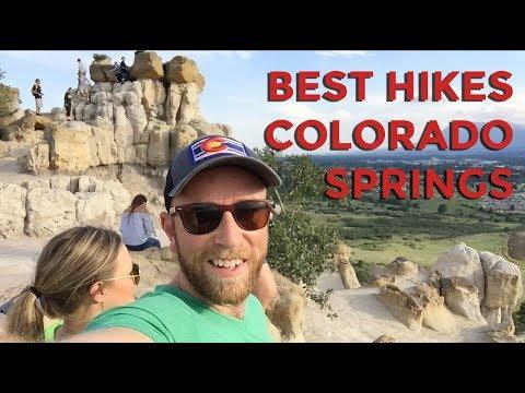 Best Hikes in Colorado Springs- Pulpit Rock