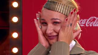 Katarina Biehu, tanara din Ucraina care vrea sa castige X Factor Romania!