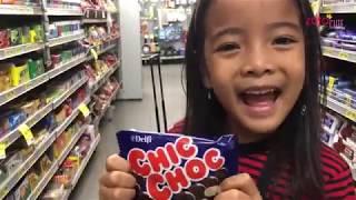 Belanja di Supermarket sambil Belajar Mengenal Bentuk Benda   Zara Cute Homeschooling