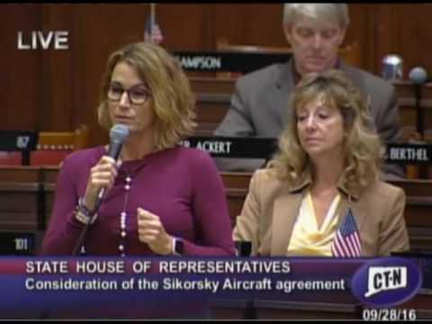 House GOP Leader Comments on Sikorsky Deal