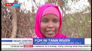 Women in Tana river subjected to FGM