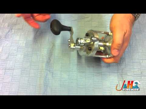 How To Use A 2-Speed (two Speed) Fishing Reel - J&H Tackle