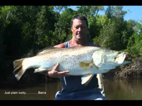 Viv's Barramundi Fishing Charter Darwin