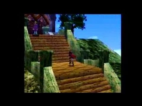 Time Stalkers Dreamcast Gameplay
