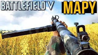 Oceniam MAPY - Battlefield V