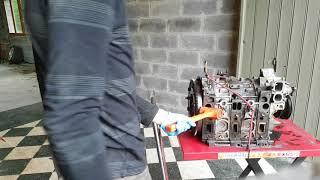 15.05.2018 Extraction volant moteur MAZDA RX8 THOMAS BALDYS UKARS