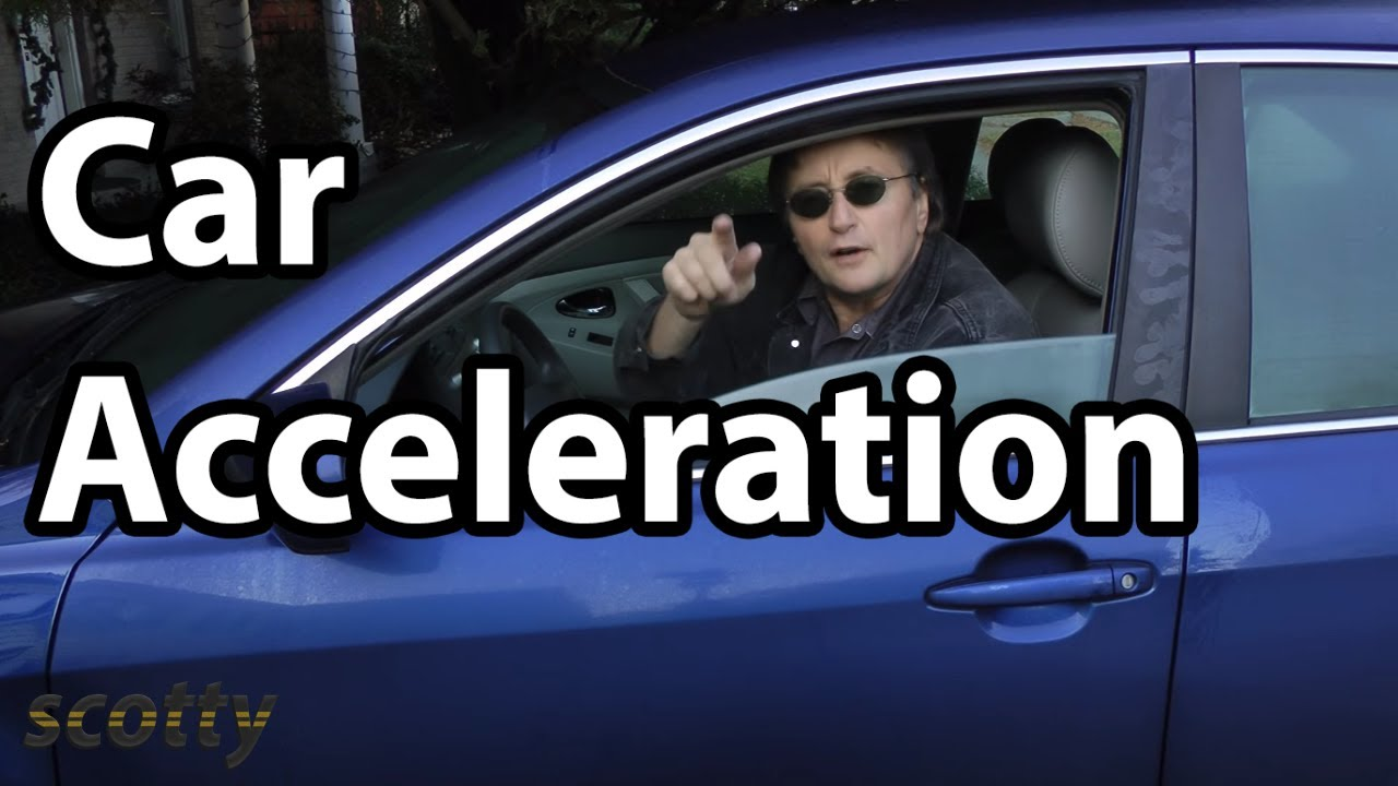 How To Stop Unexpected Car Acceleration