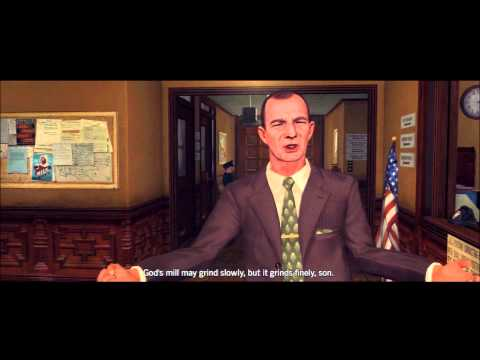 LA Noire Walkthrough: Case 4 - Part 2 [1080p HD] (XBOX 360/PS3)