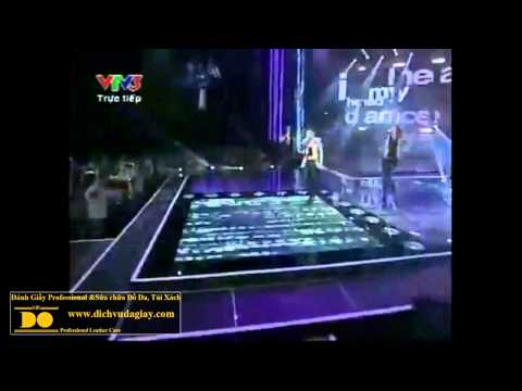 Dinh huong - telephone - 23/12 - giong hat viet 18 - liveshow 10