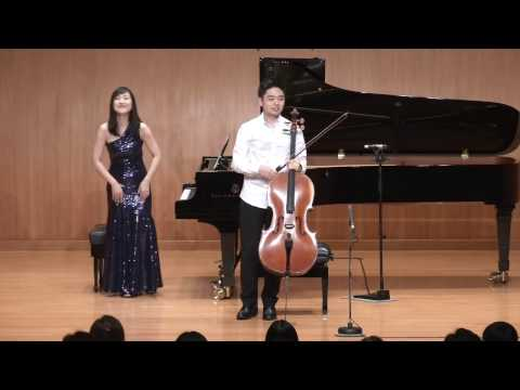 [James Kim, Cello], Encores: 은혜 아니면  I Could Not Do Without Thy Grace