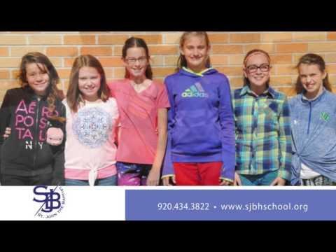 St. John the Baptist School | Private Schools in Green Bay