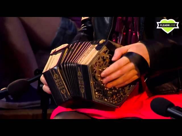 Caitlín Nic Gabhann & Ciarán Ó Maonaigh on Fleadh Live 2013