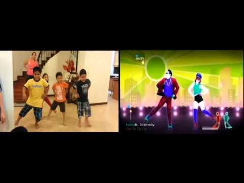 just dance 4 gangnam style full version