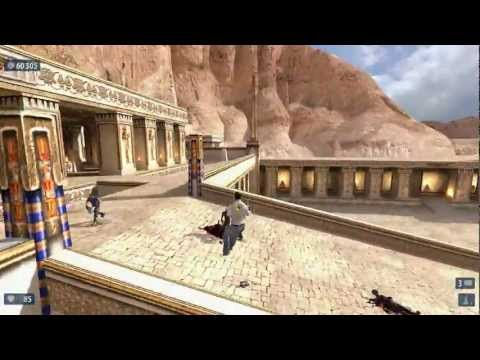 Serious Sam HD #1 - Vacances En Égypte